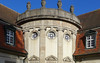 Bad Nauheim - Seminargebäude (Detail) (JohannFFM) Tags: bad nauheim seminargebäude detail rotunde