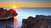 Sunrise Octobre 2016-0810 (laurent-loïcfuentes) Tags: sea longexposure levédesoleil water sunrise octobre2016 pl paysage