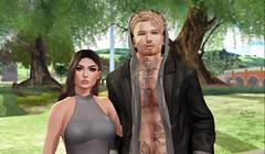 Shopia Deir e o Dindo (Mr.Ferraris) Tags: firestorm secondlife couple blond beautiful realistic realistique realista