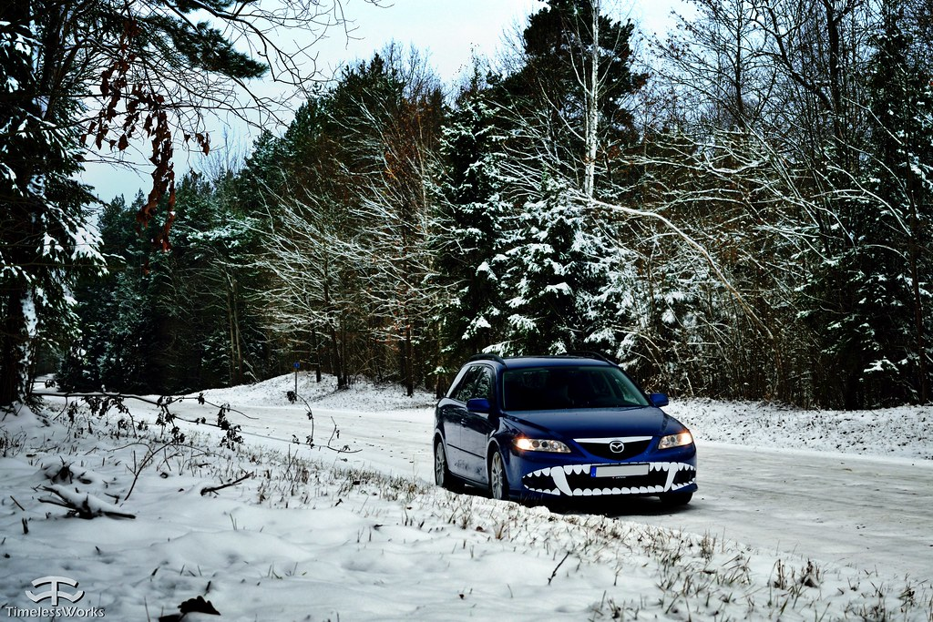 Mazda Millenia White Snow Milly Logbook: The World's Best Photos Of Atenza