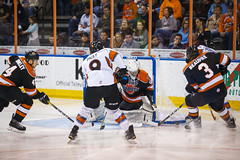 "Missouri Mavericks vs. Fort Wayne Komets, November 11, 2016.  Photo: John Howe/ Howe Creative Photography • <a style=""font-size:0.8em;"" href=""http://www.flickr.com/photos/134016632@N02/30894079221/"" target=""_blank"">View on Flickr</a>"