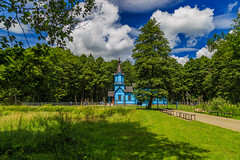 Orthodox Church of the Icon of the Mother of God Joy of All the sorrowing in Koterka