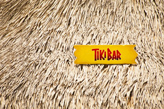 Tiki Bar (Carolyn Marshall Photography) Tags: clearwater clearwaterbeach florida floridabeaches barsign barsigns bars beach beaches brown carolynmarshall fl fun orange photography recreation roof signage signs straw strawroof thatchroof tikibar vacations