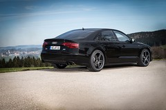 Audi S8 Plus от ABT Sportsline