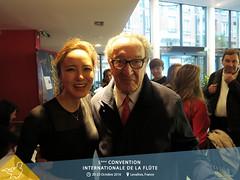 Jasmine Choi et Maxence Larrieu