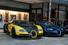 Bugatti Veyron 16.4 Oakley Design & Bugatti Veyron 16.4 Super Sport (SupercarLust) Tags: bugattiveyron164oakleydesign bugattiveyron164supersport monaco hypercar supercar grandprixweekend