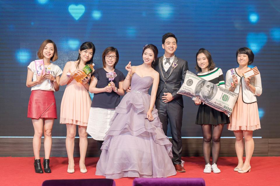 台南婚攝 婚禮紀錄 情定婚宴城堡 C & M 152
