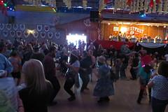 Wurstfest (Flagman00) Tags: wurstfest newbraunfels tx fair festival fairgrounds chickendance wursthalle