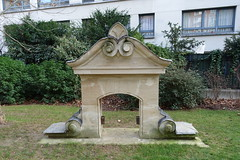Square des rues Croix-Nivert - Convention @ Paris (*_*) Tags: paris france europe city autumn fall 2016 saturday sunny december squaredesruescroixnivertconvention park nature 75015 15 paris15