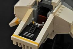VCX-series: Phantom (Cockpit) (Inthert) Tags: cockpit canopy phantom rebels moc lego star wars ship season 1 chopper ezra bridger hera syndulla ghost shuttle starfighter lothal spectre vcxseries corellian engineering corporation