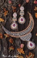 مجموعة فاخرة من المجوهرات الهندية (Arab.Lady) Tags: مجموعة فاخرة من المجوهرات الهندية