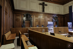 Court room Nuremberg trials (Real_Aragorn) Tags: court room nuremberg trial