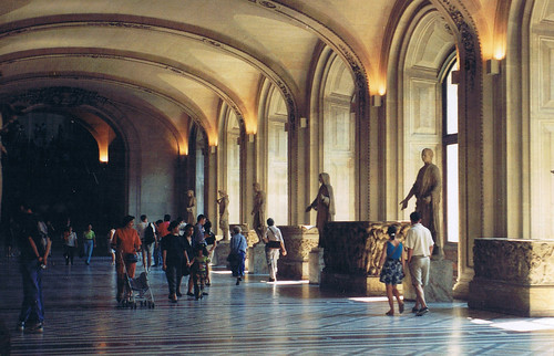 Musée du Louvre, une promenade.
