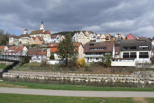 Horb am Neckar, 08.04.2012.