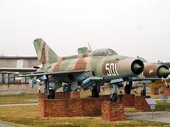 501 MiG-21 Krumovo 27-11-16 (jcc140965) Tags: krumovo 501 mig21