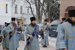15. Arrival of Sanctities at Lavra / Прибытие святынь в Лавру 01.12.2016
