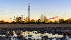 Industrial sunset... (.: mike | MKvip Beauty :.) Tags: sony⍺6000 sonya6000 sonyilce6000 sonyalpha6000 a6000 ⍺6000 ilce6000 sonyalpha sony alpha emount distagon352ze carlzeissdistagont35mmf2 carlzeiss zeiss distagon distagon235ze 235 35mmf2 t ze canonef adapter viltroxefnexiiiaf viltrox afadapter efnex eftoemount primelens prime manualfocusing manualexposure manual handheld availablelight naturallight backlight backlighting sunset sunsetlight shallowdof bokeh bokehlicious beyondbokeh extremebokeh smoothbokeh yellow orange industrial autumn fall wörthamrhein germany europe mth mkvip carlzeissdistagont35mmf2ze