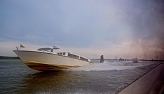Taxi! - Venitian cab (Max Sat) Tags: bateau boat eau fast fuji fujixe1 fujinon italia italie italy lagune maxsat maxwellsaturnin rapide taxi venezia venice venise water xf1855 cab