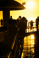 Summer Sizzler (Photography by Ray Warren) Tags: sea summer beach water swim pier sand ray all jetty c wave rights warren splash reserved 2013
