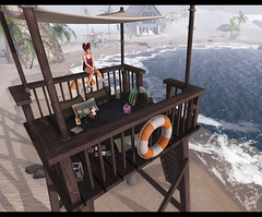 Idle Day (Katya Valeska aka  Simply Dou ) Tags: beach home lazy summerfest decor breno decoy mudhoney thegarden dva slink pixelmode ohmai delmay glamaffair {montissu} collabor88 theliaisoncollaborative