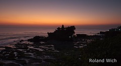 Bali - Tanah Lot (Rolandito.) Tags: sunset bali indonesia temple asia south lot east southeast pura tanah