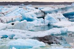 Jokulsarlon (slumbernaut) Tags: travel lake tourism water river iceland nationalpark melting lagoon glacier arctic shore iceberg polar jkulsrln thawing