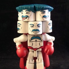 "Custom Minimate of a hero I created called The Great Mustachio • <a style=""font-size:0.8em;"" href=""http://www.flickr.com/photos/7878415@N07/9350158261/"" target=""_blank"">View on Flickr</a>"