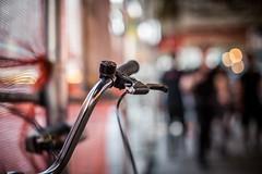 Enough Bokeh (Denn-Ice) Tags: street nyc newyorkcity urban ny newyork bike canon bokeh manhattan streetphotography 5d canon5d 50mm12 50l bokehlicious canon50l canon5dmarkiii 5dmk3 bokehstandard