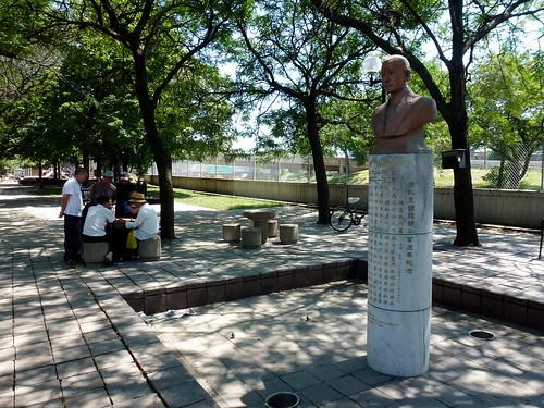 Dr. Sun Yat Sen Park - Chinatown - Chicago