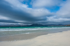 Isle of Harris - Image 67 (www.bazpics.com) Tags: ocean sea vacation holiday west beach nature beauty weather rural landscape island scotland highlands sand scenery tour flat natural scenic may scottish peaceful visit atlantic barry western remote harris outer isle mireille isles monaro hebrides tarbert mol ecosse luskentyre 2013 barryoneilphotography foirsgeo