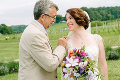 early mountain vineyard weddings (dominique attaway photography) Tags: wedding mountain cakes early married purple ceremony winery event va sacred getting bouquet soiree weddings themed unlimited grounds coloful viginia sugarmagnolias dominiqueattawayphotography wwwdominiqueattawaycom