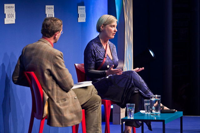 Charlotte Higgins talks to Stuart Kelly