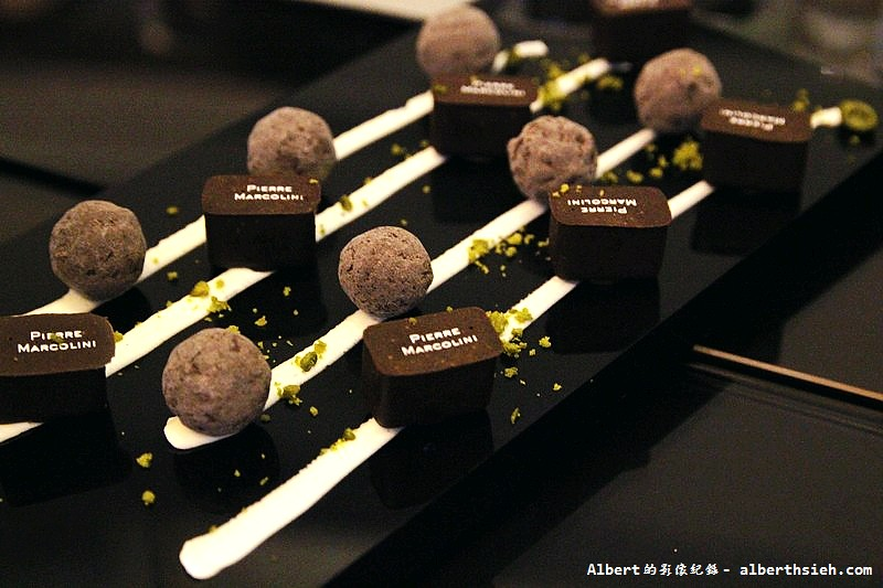 【法式異國料理】台北大安.松露之家:松露巧克力
