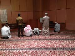 Musholla Bandara King Abdul Aziz, Jeddah (portable_soul) Tags: muslim islam pray praying mosque allah moslem shalat musholla baitullah