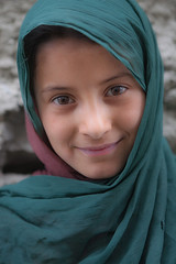 Maqsuma from KarcheKhar, Kargil, India