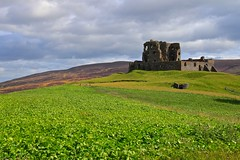 Auchindoun Castle (invisiblepixels) Tags: auchindoun