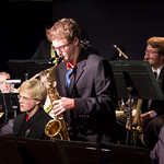 """<b>Homecoming Jazz Performance 2013</b><br/> Homecoming Jazz Performance in Marty's Cybercafe on Friday October 4 - Photo by Maria da Silva<a href=""""http://farm6.static.flickr.com/5482/10129090346_5520498a09_o.jpg"""" title=""""High res"""">∝</a>"""