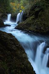 Spirit Falls (Bill Ratcliffe) Tags: water waterfall washington waterfalls pacificnorthwest spiri