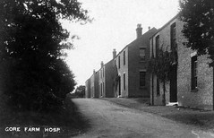 Gore Farm Hospital, Dartford (robmcrorie) Tags: england london history hospital kent farm patient medical southern health national doctor nhs gore service british isolation nurse healthcare development infirmary dartford infectious smallpox