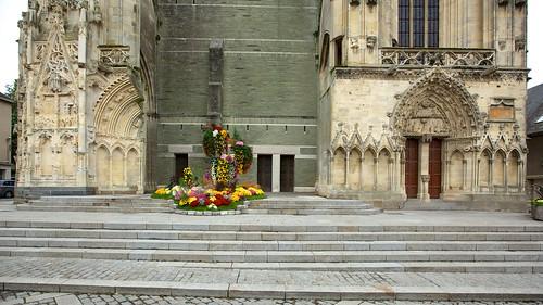 Église Notre-Dame de Saint-Lô, Normandie
