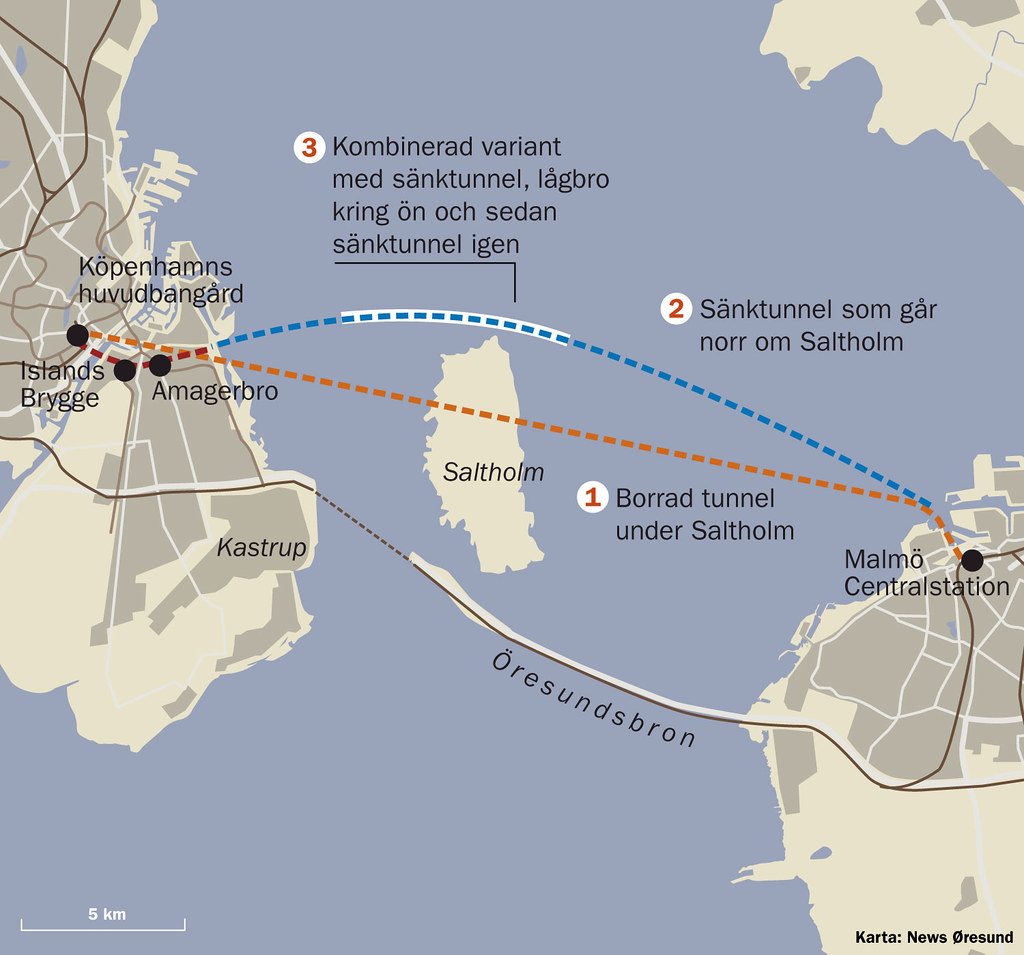 öresund karta The World's Best Photos of newsøresund and öresundsmetro   Flickr  öresund karta