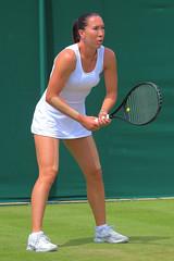 The 127th Championships Wimbledon 2013 - Jelena Jankovic (Srb) (Andy2982) Tags: tennis wimbledon esp cro doubles tpe srb anabelmedinagarrigues firstround allenglandlawntennisclub jelenajankovic court9 haochingchan mirjanalucicbaroni the127thchampionshipswimbledon2013