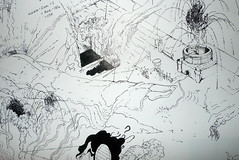 IIWYWITB_JenniferCrouch_2_72 (Jenism (the jenist empire)) Tags: building museum painting square drawing patterns explosion perspective oxford empire bone pitt universe museumofnaturalhistory crouch alchemy dissection pittriversmuseum completing jenism thomasharriot jennifercrouch thejenistempire 4thillustrationresearchsymposium