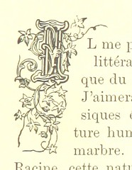 Image taken from page 359 of 'A travers l'Europe. Impressions et paysages' (The British Library) Tags: small vine publicdomain letteri illuminatedinitial vol0 bldigital mechanicalcurator pubplacequebec date1881 page359 sysnum003174652 routhieradolphebasilesir imagesfrombook003174652 imagesfromvolume0031746520