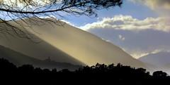 Dopo il temporale (raffaphoto©) Tags: light italy sun storm landscape shadows ombre rays sole pioggia luce marche paesaggio raggi temporale rayn pievefavera
