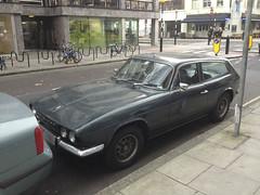 Scimitar GTE (humberama) Tags: classic sports car vintage retro 70s british seventies scimitar gte