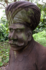 Ong Sam Leong's Sikh guards (Jnzl's Photos) Tags: brown singapore sam tomb guard turban sikh ong bukit publicdomain leong