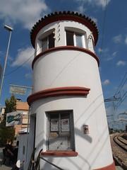 """Primer plano de nuestra Torre Guardabarreras <a style=""""margin-left:10px; font-size:0.8em;"""" href=""""http://www.flickr.com/photos/67776226@N07/11582524503/"""" target=""""_blank"""">@flickr</a>"""