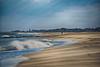 the shadow knows (nosha) Tags: ocean shadow sea usa sun seascape beach beautiful beauty newjersey sand wind nj og shore jerseyshore sunbeam oceangrove nosha