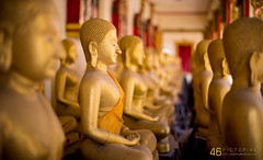   46pictorial (46pictorial) Tags: camera statue canon lens thailand eos 50mm bangkok f14 buddhist buddhism usm fullframe dslr capture siam budda bkk 6d 46pictorial